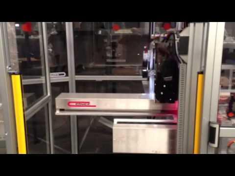 La macchina che stampa monete