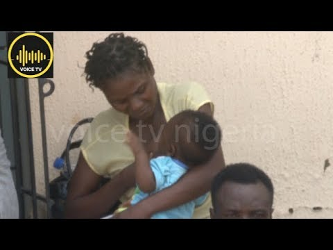Nursing Mother With Bag Of AK47, Arrested By Nigeria Police