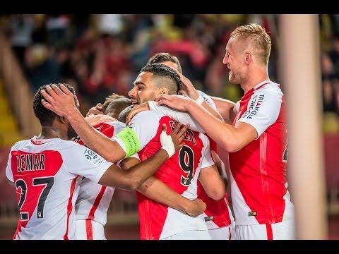 BORD TERRAIN : Ambiance & les 4 buts de Monaco - Lille ! (Falcao x2, Mbappé)