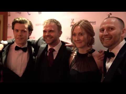 Scott and Sid London Premiere