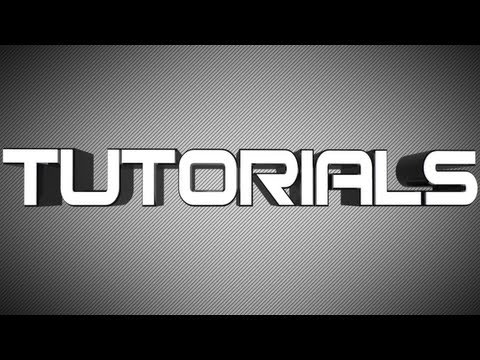 Tutorials – How to Make 3D Images Using Photoshop