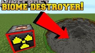 Video Minecraft: BIOME DESTROYING TNT!?!? - Explosives+ - Mod Showcase MP3, 3GP, MP4, WEBM, AVI, FLV Juni 2018