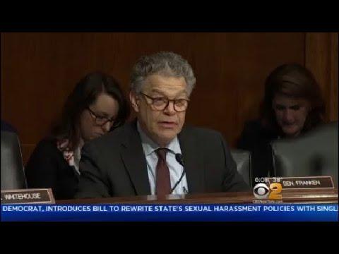 Sen. Al Franken To Make Major Announcement