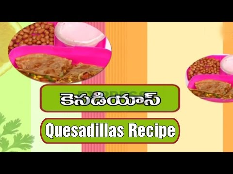 How to make Quesadillas Recipe – Yummy Healthy Kitchen Kid's Special | Express TV