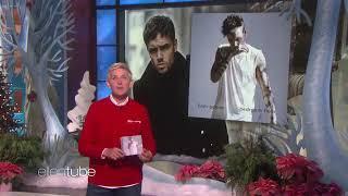 Liam Payne Performs Bedroom Floor (Ellen Show)