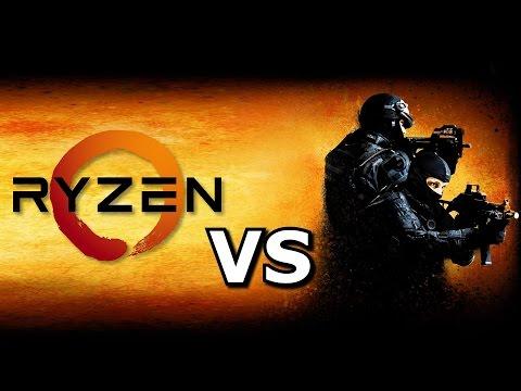 Ryzen 5 1500X VS CS:GO