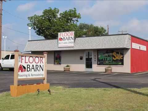 The Floor Barn Flooring store in Burleson TX has Discount Prices on Brand Name Floors!