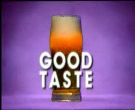 great beer commercial
