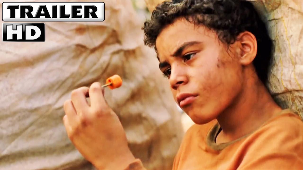 Trailers – Trash, Ladrones De Esperanza (2014)
