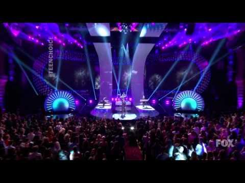 Teen Choice Awards 2014 - Rixton - Wait On Me & Me And My Broken Heart
