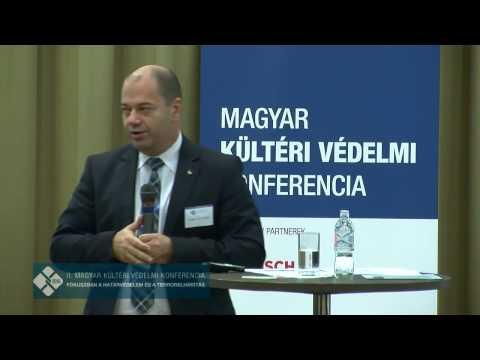 Lakatos Tibor – ORFK rendőr alezredes előadása