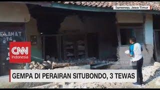 Video Gempa 6,3 Magnitudo Guncang Perairan Situbondo,  3 Tewas MP3, 3GP, MP4, WEBM, AVI, FLV Desember 2018