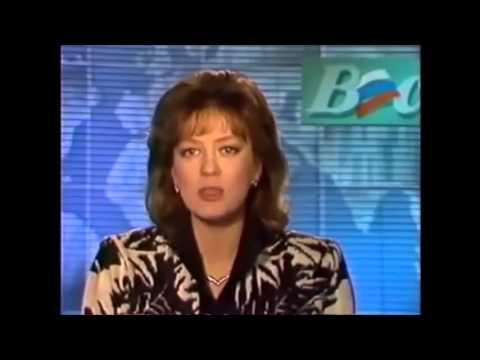 1992 год за 10 минут. Новости, передачи, реклама. (видео)