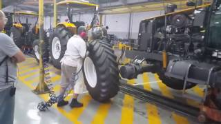 Video Visita a la fabrica de tractores Valtra en Brasil MP3, 3GP, MP4, WEBM, AVI, FLV April 2019
