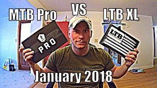 Video MTB Pro VS LTB XL January 2018 unboxing (Bass) MP3, 3GP, MP4, WEBM, AVI, FLV Desember 2018