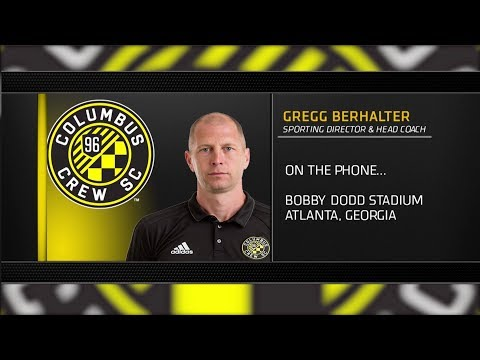 Video: ON THE PHONE | Gregg Berhalter following #ATLvCLB