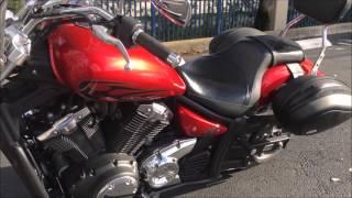 8. -------- 2012 Yamaha Stryker -------------
