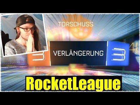DIE OVERTIME CHALLENGE! - Rocket League [Deutsch/German]