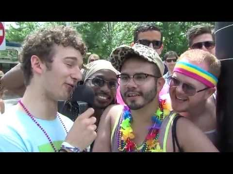 Chicago Pride Parade: We Caught It All On Camera!