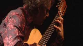 """Composed by Dizzy Gilespie and arranged for classical guitar by Roland Dyens. From Roland Dyens' new DVD-album """"Anyway""""."""