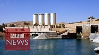 Why Is Iraq's Mosul Dam So Important?