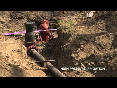 Methow Valley Irrigation System Upgrade - Twisp, WA