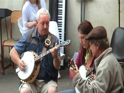 RVIA Feis Ceoil 2009, Tom Cussen Tenor Banjo Class