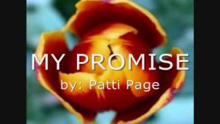 My Promise - Patti Page