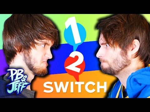 1-2 Switch Gameplay! | Nintendo Switch (Part 1) (видео)