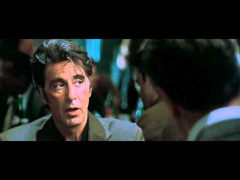 Al Pacino Robert De Niro face 2 face - Heat (1995)