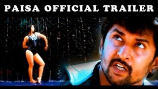 Paisa Official Trailer - Nani, Catherine Tresa, Siddhika Sharma