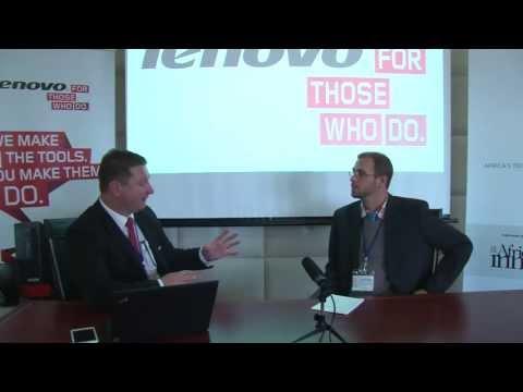 Interview with Julian Pienaar, Lenovo  (ITNewsAfrica.com   Africa's Technology News Leader)