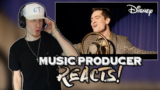 Video Music Producer Reacts to Panic! At The Disco - Into the Unknown (From