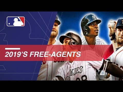 Video: Arenado and Goldy headline 2019 MLB free-agent class