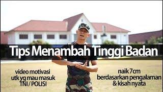 Download Video cara cepat NAMBAH TINGGI BADAN dgn cara alami MP3 3GP MP4