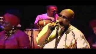 Manu Dibango - Sax Medley And Voices
