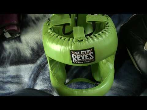 Cleto Reyes Full Face Headgear