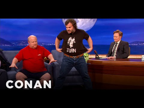 Conan - Tenacious D Interview