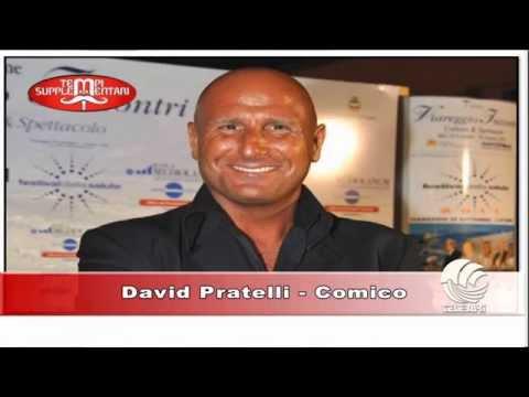 David Pratelli, imitazione di  Allegri, Ancelotti e Del Neri