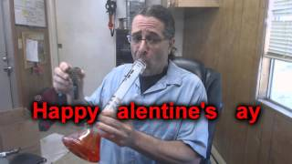 1 minute bong sesh on Valentines Day by Sound Experiments
