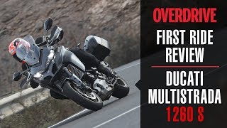 9. 2018 Ducati Multistrada 1260 S detailed walkaround and first ride review