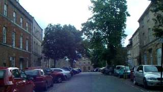 Woodstock United Kingdom  City new picture : Woodstock Oxfordshire England drive through