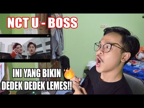Video NCT U - BOSS MV REACTION ( DEDEK DEDEK MASIH BISA NAPAS?? ) download in MP3, 3GP, MP4, WEBM, AVI, FLV January 2017