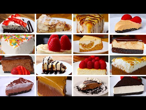 Video The 20 Best Cheesecake Recipes download in MP3, 3GP, MP4, WEBM, AVI, FLV January 2017