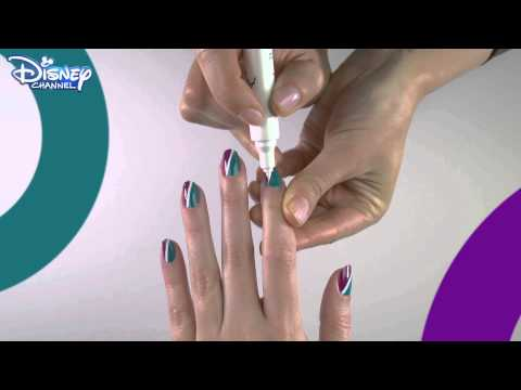 Nail - Wow your friends my showing off your freshly painted 'Liv & Maddie' themed nails! Watch Liv & Maddie on Disney Channel and visit the website at: http://www.disney.co.uk/disney-channel/ Like...