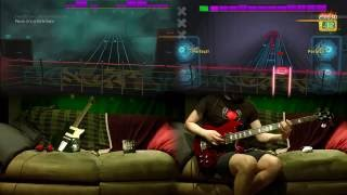 When I first played this song on Expert Bass on Guitar Hero World Tour my brain broke http://bit.ly/1VzW2sG - Check out Elison's band! http://bit.ly/1qVFzED ...