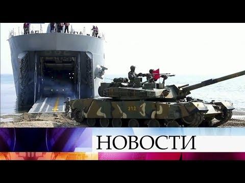 Американские инспекторы могут быть допущены на ядерный полигон в КНДР. - DomaVideo.Ru