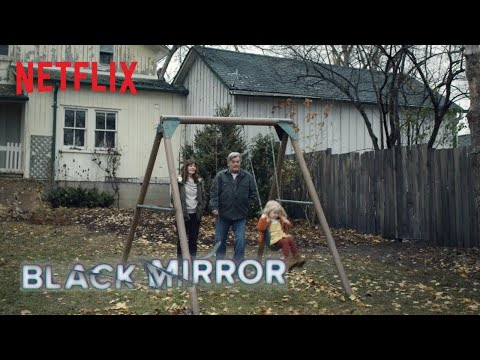 Netflix posts trailers for each episode of Black Mirror Season 4, plus a release date