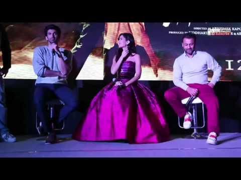 Katrina Kaif, Aditya Roy Kapoor's Fitoor In Delhi