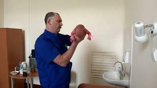 Rosyjski pediatra kontra niemowlak.